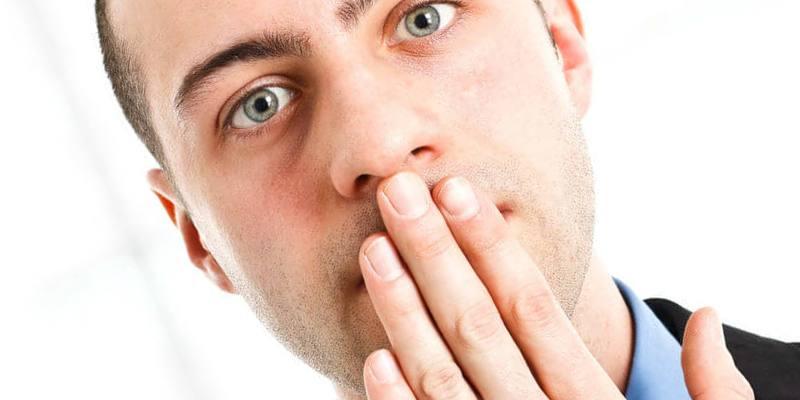 Как избавиться от галитоза?