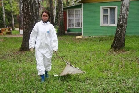 Более тысячи нижегородцев покусаны клещами с начала мая