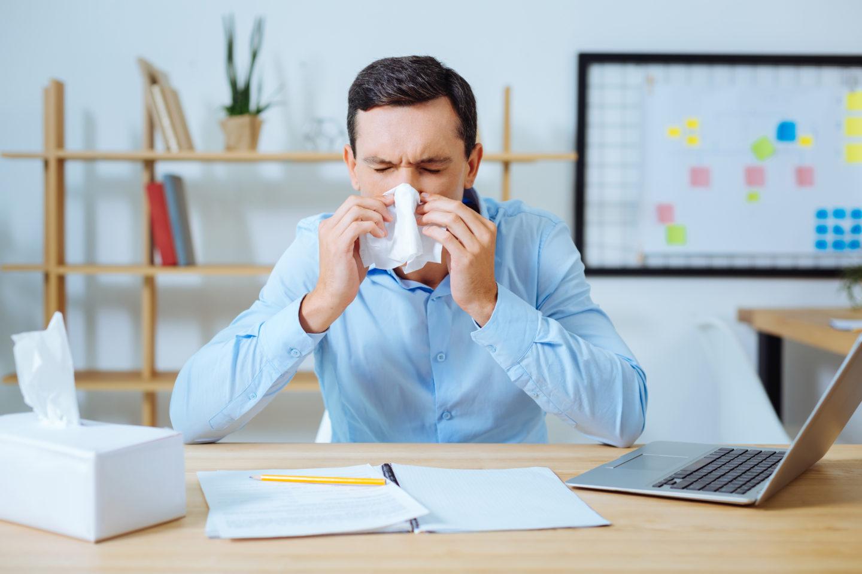Можно ли ходить на работу, если вы простудились
