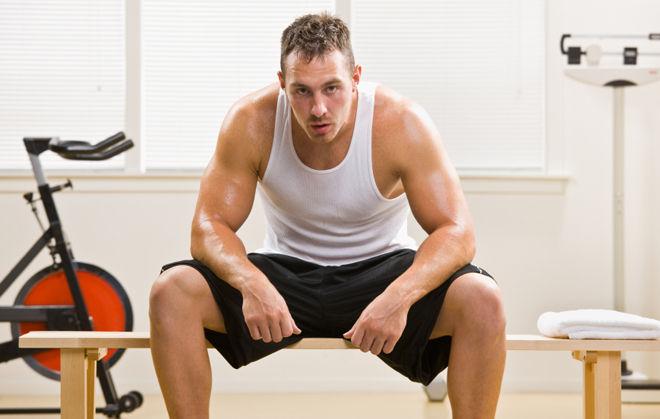 Простудное заболевание требует перерыва в тренировках