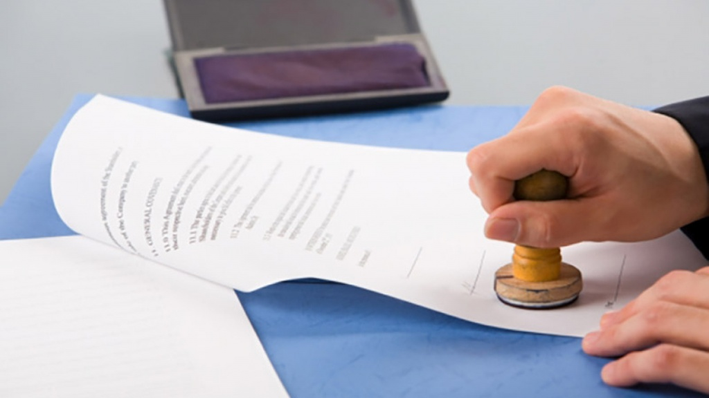 Нотариальная легализация переведенных документов от компании Таймс