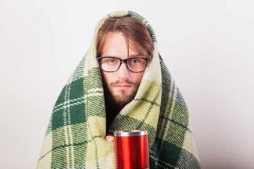 Мужской грипп действительно существует.