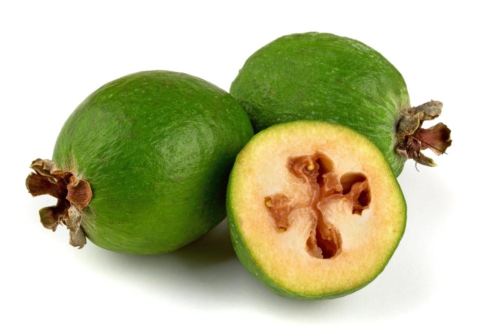 Фейхоа: почему фрукт должен быть в меню
