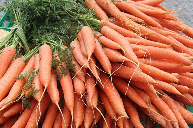 Как вылечить простуду с помощью моркови