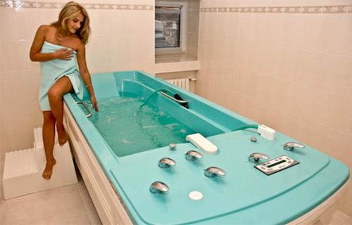 Радоновые ванны: польза, особенности, противопоказания