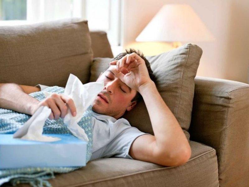 Как быстро восстановиться при простуде и гриппе