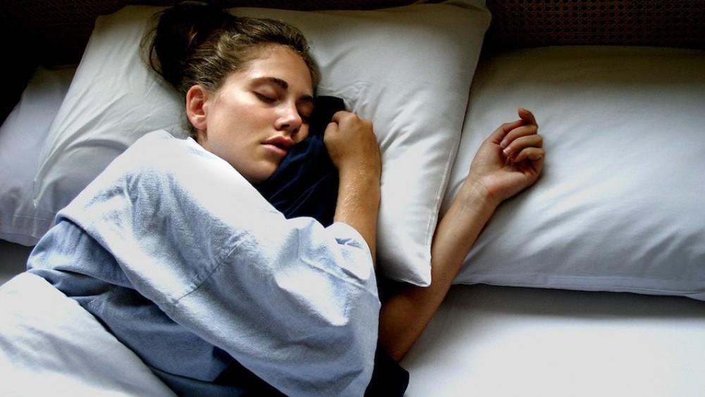 Сон признан действенным средством против вируса гриппа