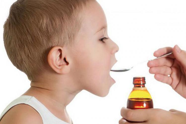 Средства от кашля для детей до 1 года