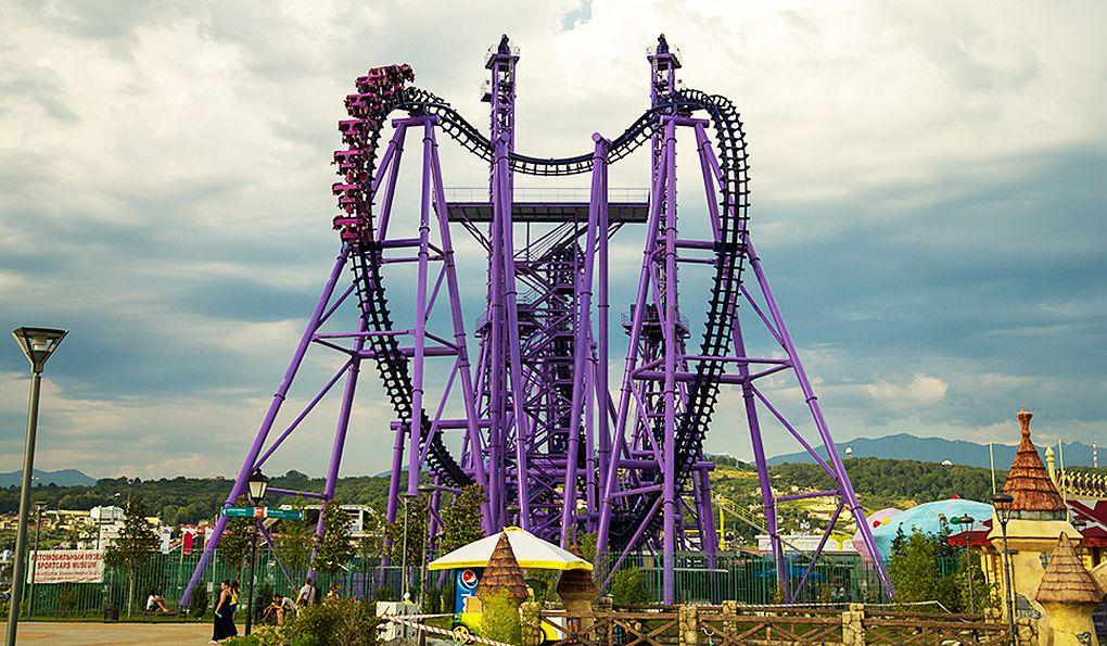 3 самых увлекательных парка развлечений для детей в России