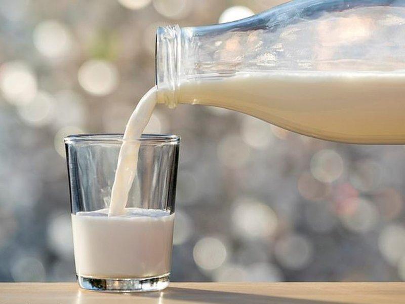 Молоко ухудшает симптомы простуды