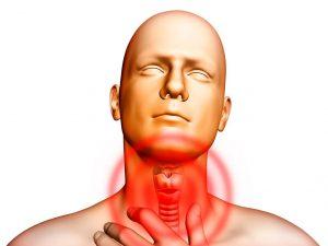 Першение в горле: названы главные причины