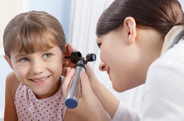 Детский ЛОР-врач