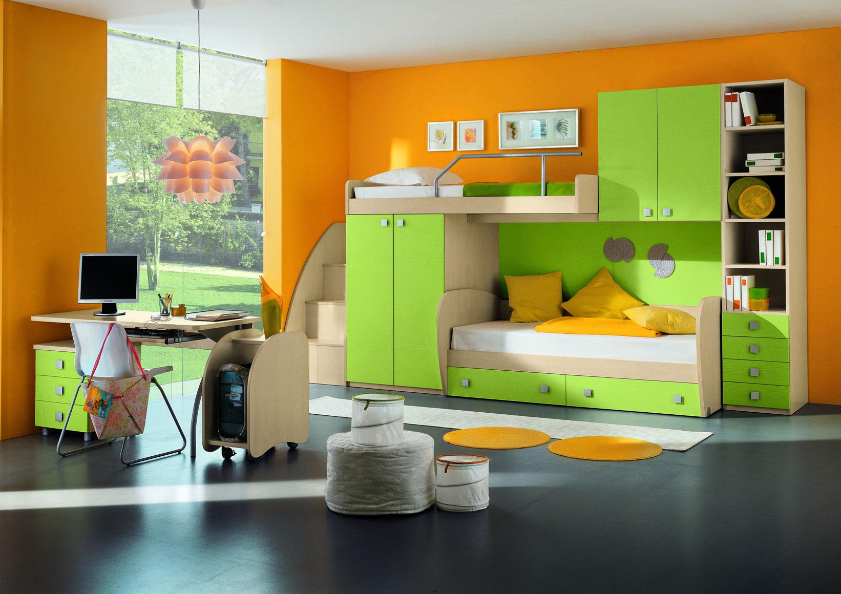 Детская радость: Оборудуем детскую комнату