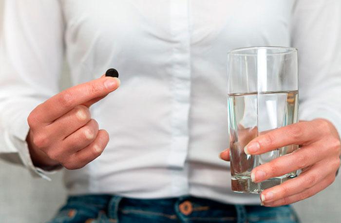 «Жидкий уголь» для раздраженного кишечника