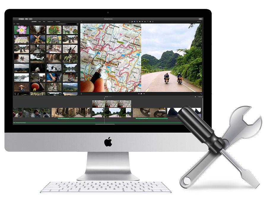 Особенности обслуживания устройств марки Apple