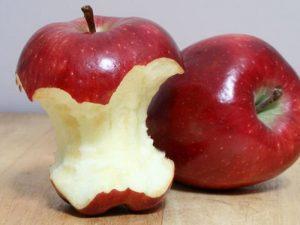 В сезон гриппа детям нужно давать фрукты