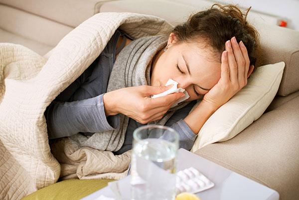 ОРВИ: симптомы и лечение у взрослых