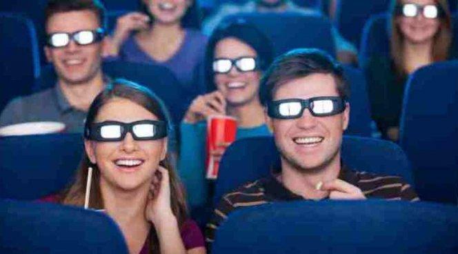 3D-очки угрожают не расстройством зрения, а инфекциями