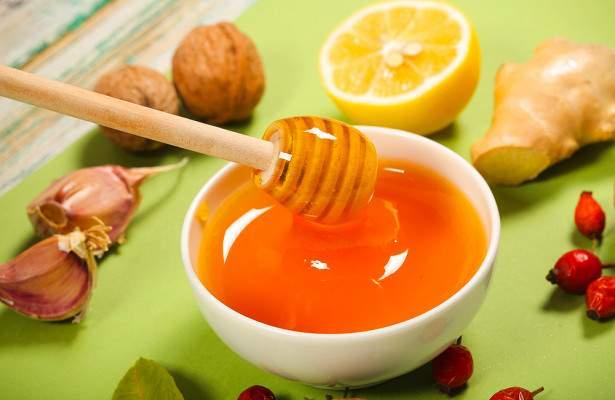 Названы продукты защищают от простуды