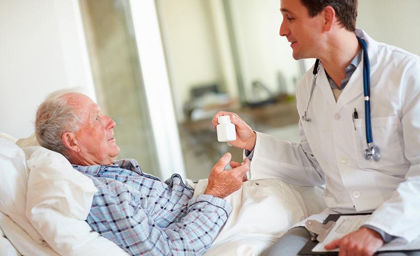 Уход за ранеными и больными