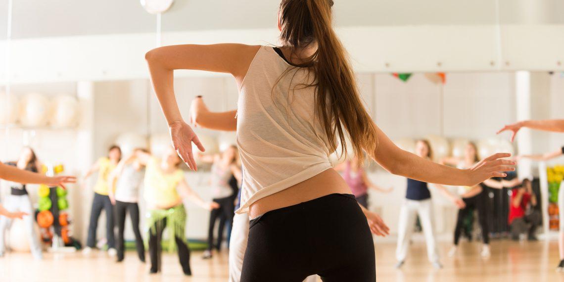 Спортивные танцы для похудения и позитива