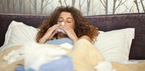 Брать больничный нужно при первых признаках простуды