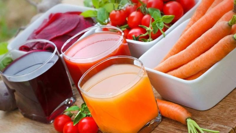 Лучшие соки для укрепления иммунитета