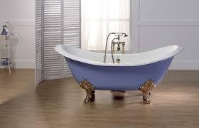Ванная. Уход за отполированной ванной