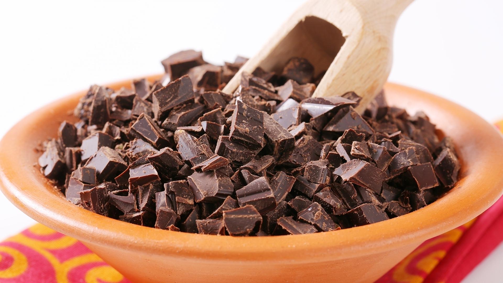 Тёмный шоколад улучшает память и иммунитет