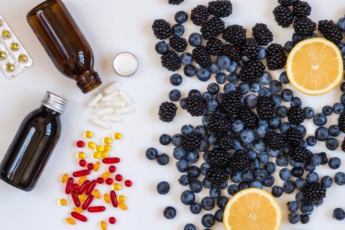 Нужно ли пить витамины?