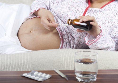 Грипп во время беременности смертельно опасен!