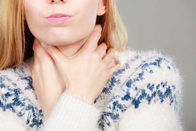 Как избавиться от боли в горле при помощи простых способов