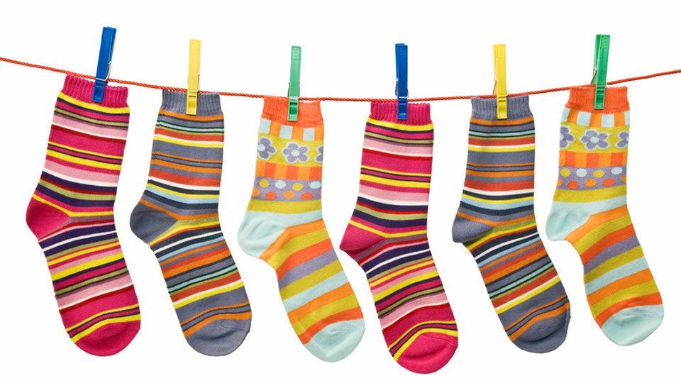 Как выбрать детские носочки