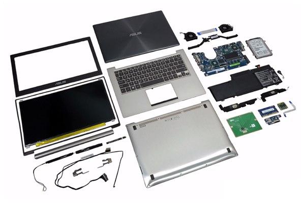Клавиатура для ноутбуков: где заказать новую или бывшего употребления на Tehnomarkt?