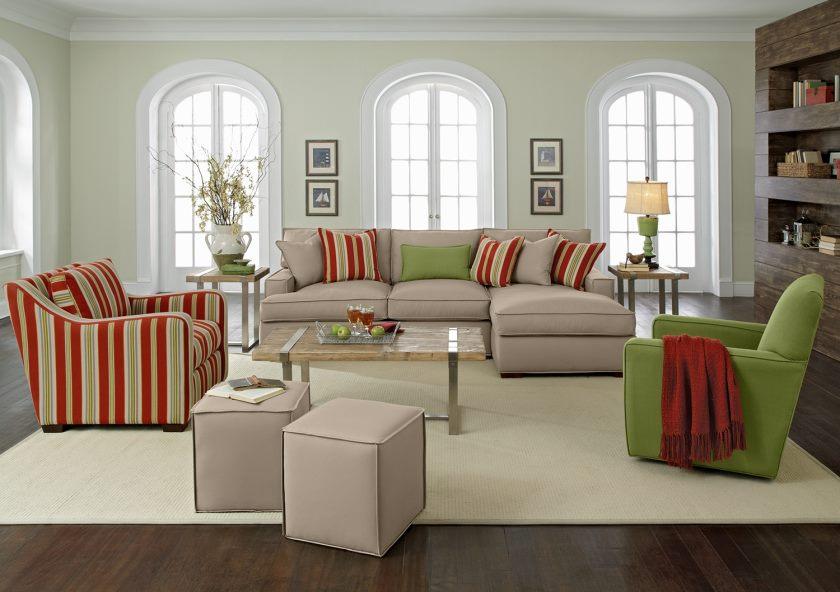Мягкая мебель. Виды мягкой мебели