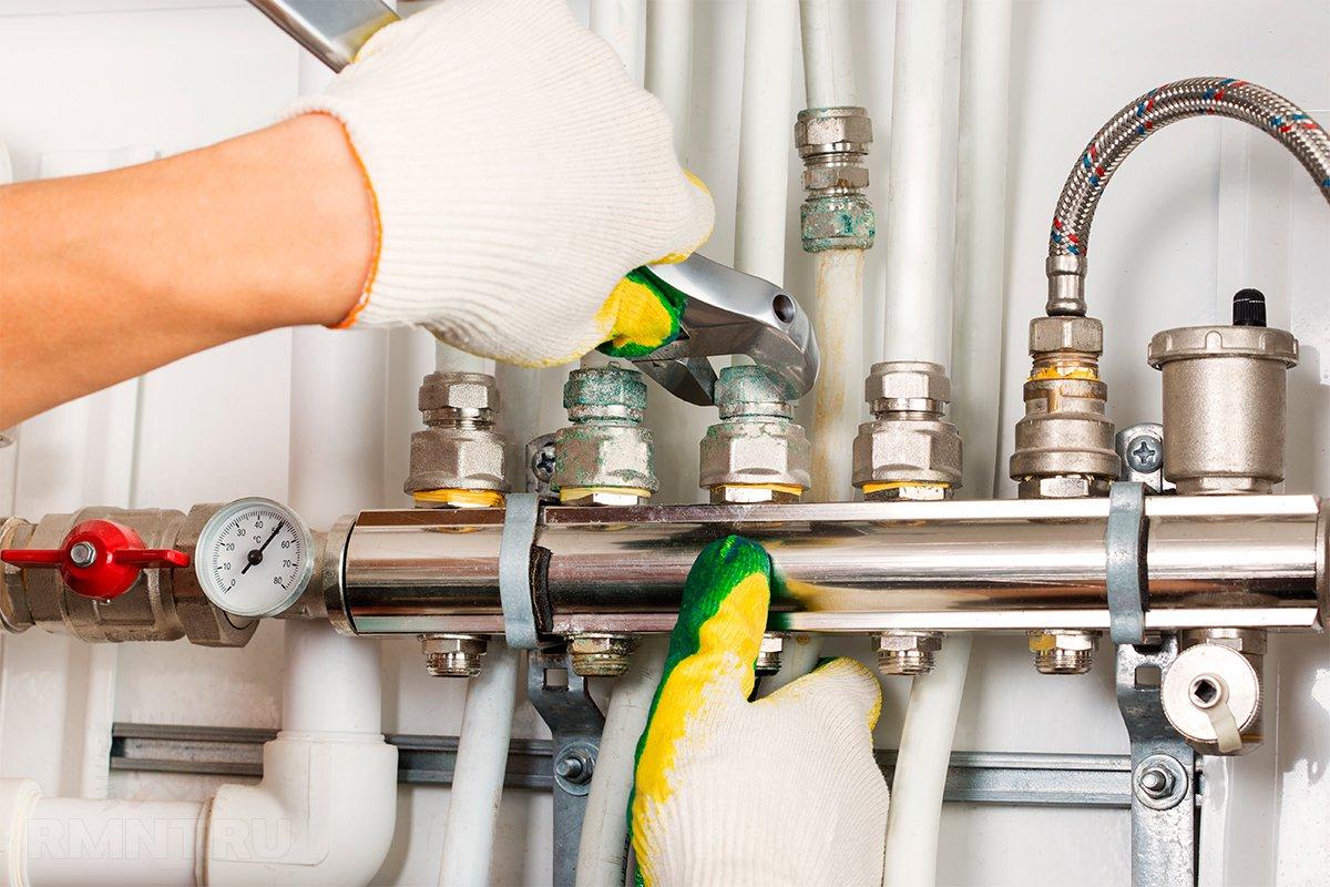 Услуги в сфере проектирования, монтажа и ремонта отопительных систем в Москве от «Максимум отопление»