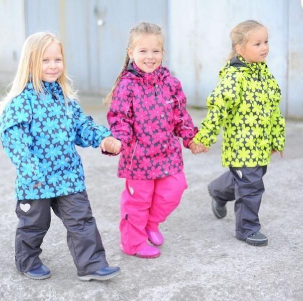 Демисезонный костюмы для девочек в интернет-магазине «Забияки»