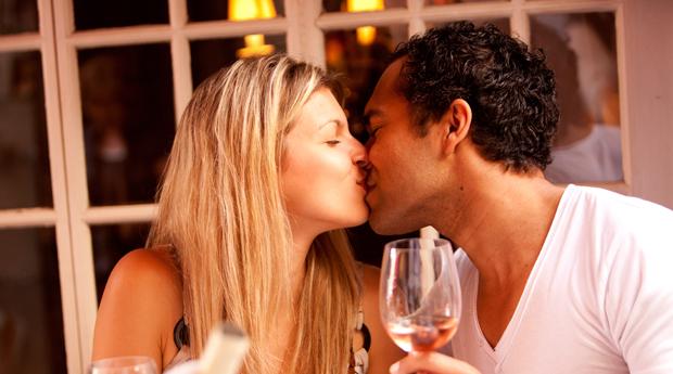 Страстные поцелуи полезны для иммунитета