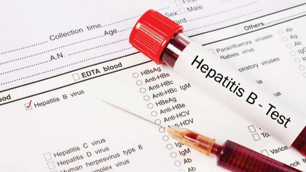 Обнаружение гепатита B