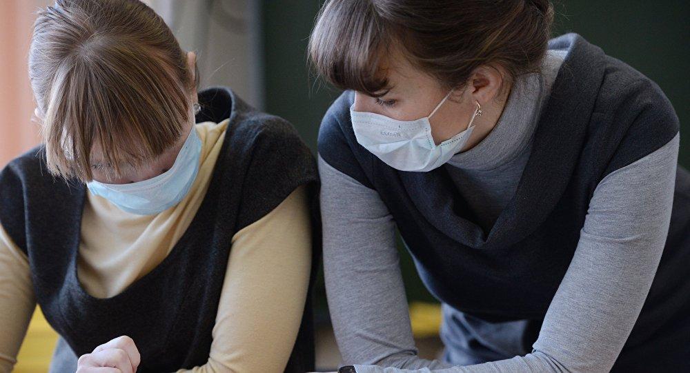 Лучший друг вируса гриппа — низкая влажность