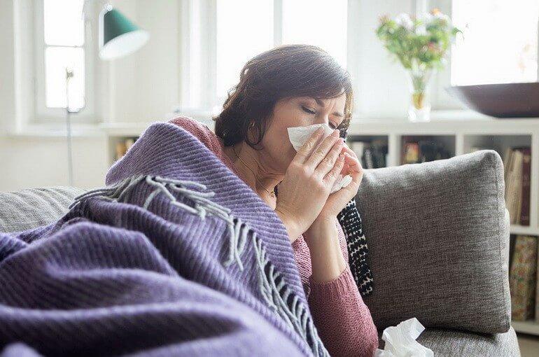 5 проверенных домашних способов вылечить простуду