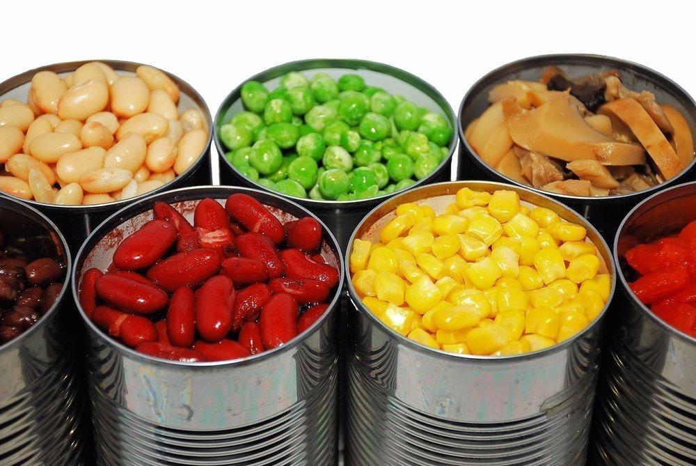 Антибиотики в растительных продуктах