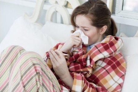 Хорошее настроение поможет бороться с гриппом и простудой