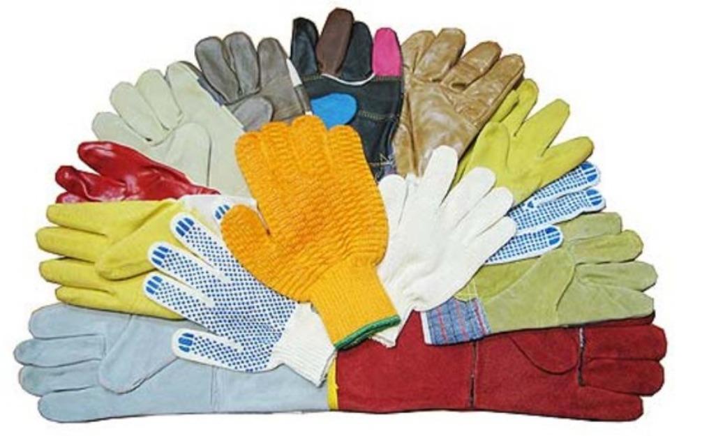 Защита рук при строительстве