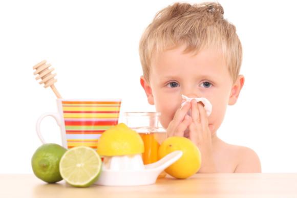 Как защитить ребенка от болезней в холодное время года
