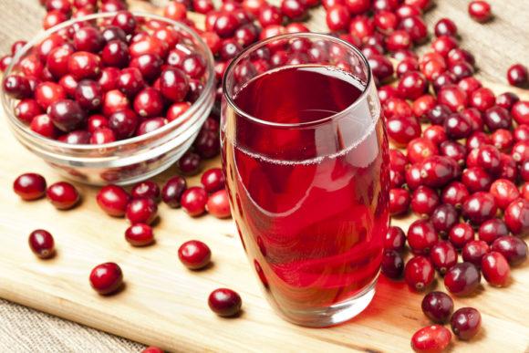 Клюквенный сок может заменить антибиотики