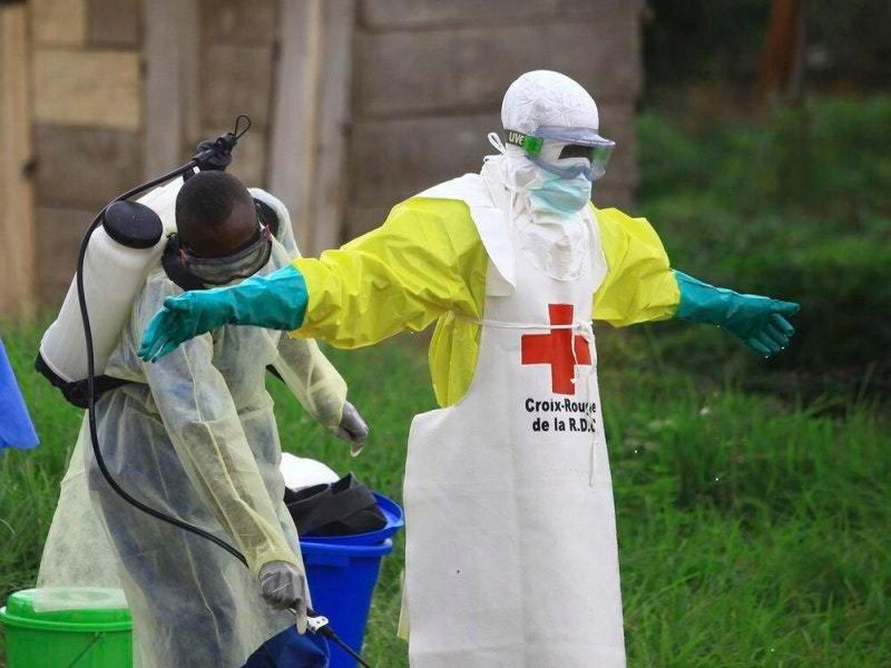 Лихорадка Эбола распространяется по Конго