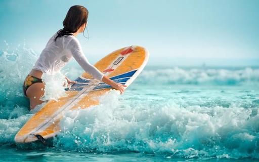 Любителям серфинга чаще грозят смертельно опасные инфекции