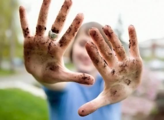 Как грязные руки влияют на вспышки инфекций?