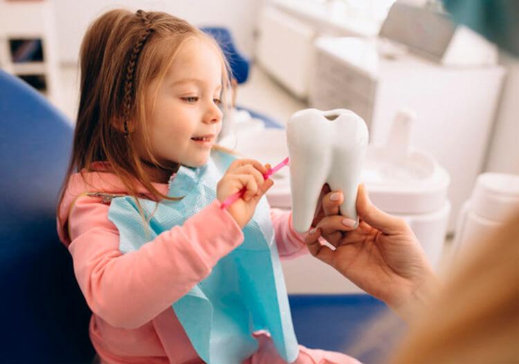 Детская стоматология в Бутово и Подольске